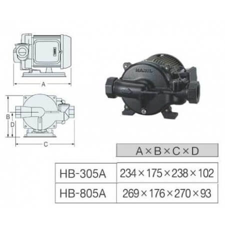 Hanil HB 305A