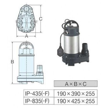 HANIL IP 835F